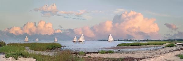 """""""Nantucket Harbor Morning"""""""