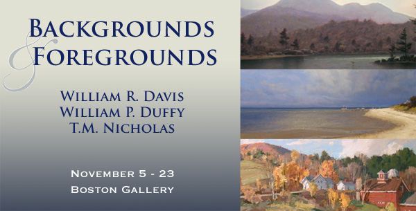 Backgrounds & Foregrounds