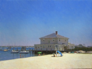 Duffy - Children's Beach, June, Nantucket - 18x24