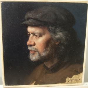 Graves Portrait of a Man
