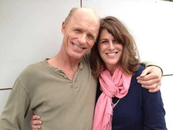 Ed Harris and TS Harris